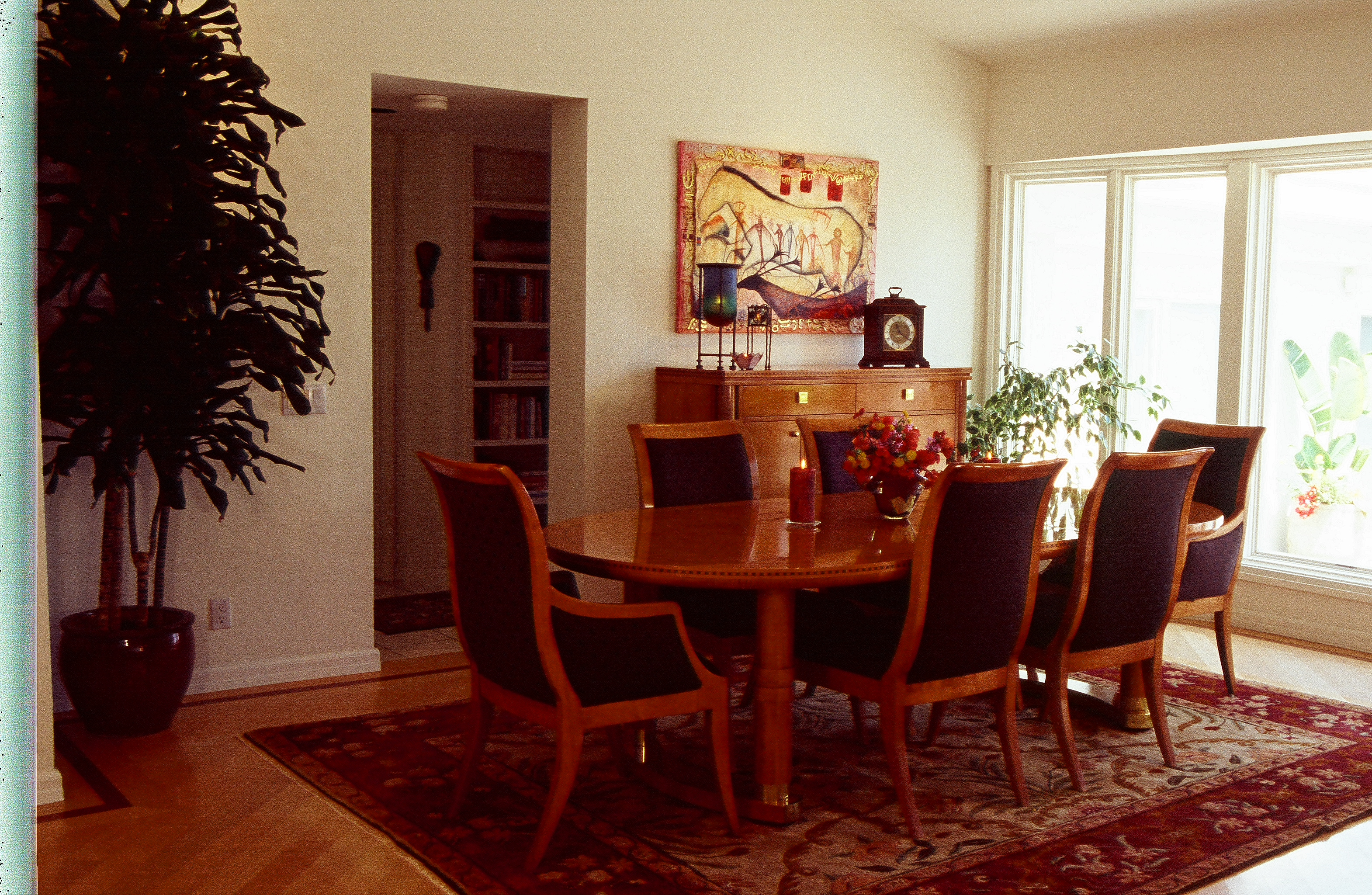 Feng Shui The Dining Room Romancing