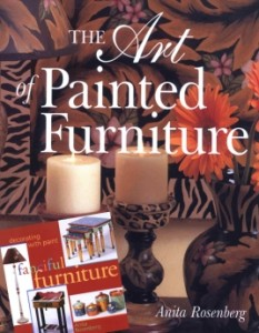 art of painted furniture
